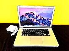"Apple MacBook Pro 15"" i7 TURBO BOOST 3.1Ghz 16GB RAM 1TB SSD Hybrid Anti-Glare"