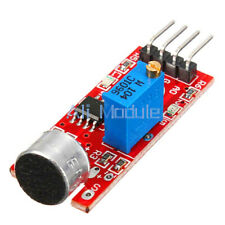 2Pcs Microphone Sensor AVR PIC High Sensitivity Sound Detection Module