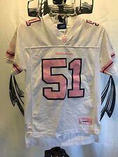 Reebok Seattle Seahawks  51 accidente Tatupu Nfl Football Jersey jóvenes  niñas medio 7288cad709c