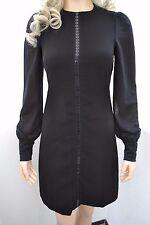Wolford Catherine Dress Kleid Abend Kleid effektvoll A-Linie schwarz 38 S