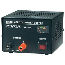 Voltcraft FSP-1122 Fixed Voltage Power Supply Laboratory Workshops Industry PSU