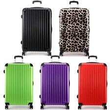 Lightweight Plastic Suitcases