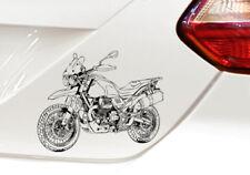 V85 TT Auto-Motorradaufkleber Sticker Autoaufkleber V85 TT
