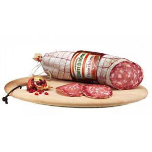(41,90€/kg) Finocchiona, luftgetrocknete ital. Fenchelsalami, Salami mit dem de