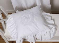 Coussins et galettes de sièges campagnes coton sans marque pour la décoration intérieure de la maison