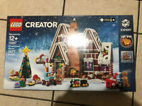 LEGO Creator Expert Gingerbread House 10267 Building Kit New 2020 In Hand Fast