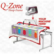Grace Q Zone Hoop Metal Quilting Frame New