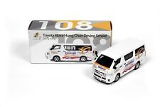 1/64 TINY Hong Kong CAR 108 - Toyota Hiace Hung Chun Driving School ATC64418