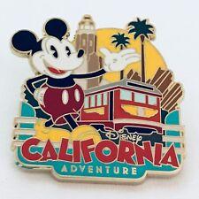 Disney Pixar California Adventure Opening Day 2012 Pin The Cadillac Ranch Rare