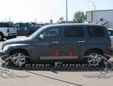 2006-2011 Chevy HHR Rocker Panel Trim Body Side Molding Chrome Stainless Steel