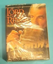 2002: Decipher Lord of the Rings CCG: GANDALF StarterDeck: SEALED
