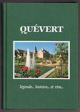 LOUIS MARTIN HISTOIRE DE QUEVERT 1994 DEDICACE LA RANCE BRETAGNE COTES D'ARMOR