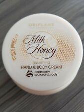 Oriflame Milk & Honey Gold Hand & Body Cream