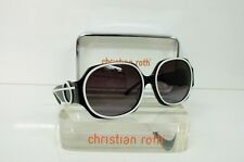 Originale Sonnenbrille CHRISTIAN ROTH CR 14301 WH