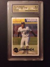 Jovanny Sosa 2000 Just Imagine 2K Autograph RC USA 8