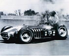 PAT O'CONNOR SUMAR FATAL FIRE 1ST LAP ACCIDENT 1958 INDY 500 8 X 10 PHOTO