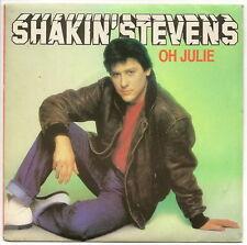 """Stevens Shakin' Vinyl 45 RPM 7 """" Sp Oh Julie - I'M Knockin' -epic 1742 F Reduced"""