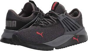 Men's Shoes PUMA PACER FUTURE KNIT Athletic Train Sneakers 38060302 CASTLE ROCK