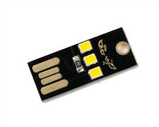 Ultra-small Ultra-thin mini USB Lamp Keyboard Lamp Move Power for Arduino