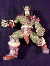 World of warcraft 1998 Orc Grunt action figure