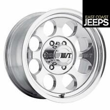 Mickey Thompson Classic III, 16X12 with 8 on 6.5 Bolt Pattern - Polished 9000000