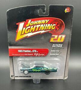Johnny Lightning 2.0 Arnie Beswick 1965 Pontiac GTO