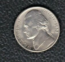 USA 5 CENTS 1938 S