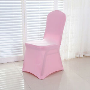 Thicken Chair Covers Spandex Lycra Wedding Banquet Anniversary Party Decoration