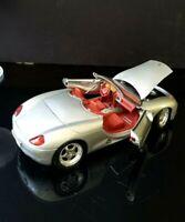 Vintage Maisto Porsche Boxster Die-Cast Model Scale 1/18 Special Edition
