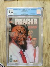 Preacher 13 9.6 CGC includes issues 5-7 9-14 17-31 33 & You Know WHo Special