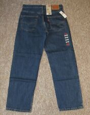 New LEVI'S 550 Jeans Men's 32 x 30 (Small Flaw)