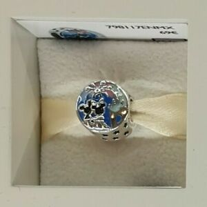 Ex Display PANDORA Sterling Silver Charm - HAPPY EVER AFTER 798117ENMX S925 ALE