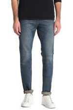 PAIGE Denim Jeans Huntley Tapered Leg Blue Made in USA 31 x 34 NWT