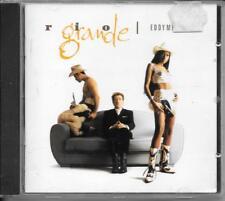 CD ALBUM 10 TITRES--EDDY MITCHELL--RIO GRANDE--1993