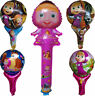 MASHA AND THE BEAR AIR FILL BALLOON BIRTHDAY PARTY LOOT BAG FILLER GIFT TOY