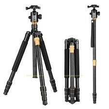 QZSD Q999 Professional Ball Head Monopod Tripod for Sony Nikon Canon DSLR Camera