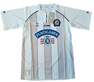 New SK Sturm Graz Jako Jersey 2011/12 White 14Y Authentic Men Trikot Gray Away