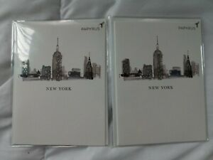 Papyrus In New York City Skyline Greeting Card Blank Inside 2 count