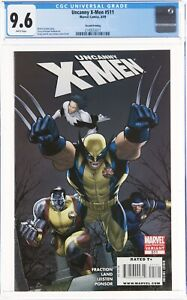 X-Men #511 Second Printing (Marvel, 2009) CGC NM+ 9.6