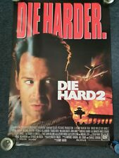Die Hard 2 One-sheet Unfolded