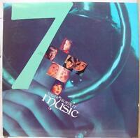 SILVER BURDETT - MUSIC book 6 record 7 LP VG+ 74 186 07 Vinyl 1974 Record