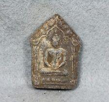 Phra Khun Paen Takrud 5 DOK LP TIM Wat Lahanrai Thai Buddha Amulet Talisman rare