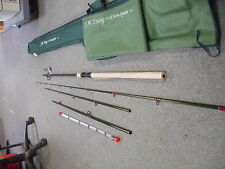 NEW MODEL JW Young Avon Quiver 11-12ft 1.25lb Rod , with rod and reel sleeve