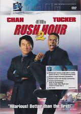 Rush Hour 2 - Chan - Tucker - Lone - King - Sanchez - Yulin - Ziyi - Dvd - New