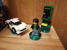 Lego Dimensions Midway Arcade Pack 71235 Complete
