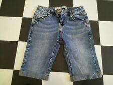 HM Denim kurze Hose shorts Mädchen 32