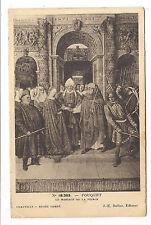 musée condé , chantilly ,  fouquet , le mariage de la vierge