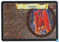 Harry Potter TCG Chamber of Secrets Fawkes FOIL 20/140