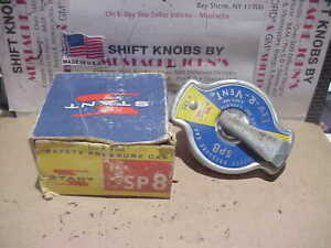 1951 to 1954, Willys  & 1954 - 55  Willys Areo,  pressure release Radiator cap