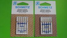 Machine à coudre aiguille, Schmetz Jersey aiguilles puissance 80-100 PISTON PLAT
